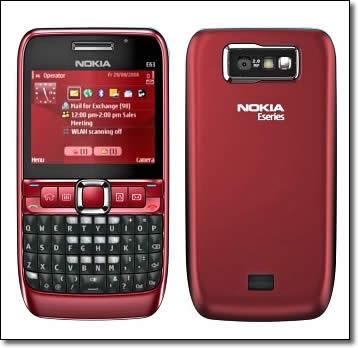 Aplikasi BBm di Nokia