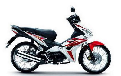 Published Juni 17, 2009 at 400 × 251 in Honda Blade Mengamuk di Bulan ...