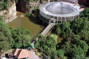 Opera de Arame, Curitiba, Parana, Brasil