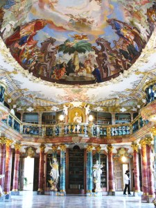 Wiblingen Abbey Library