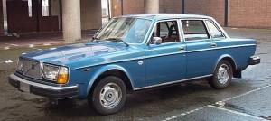 Volvo seri 264 GL